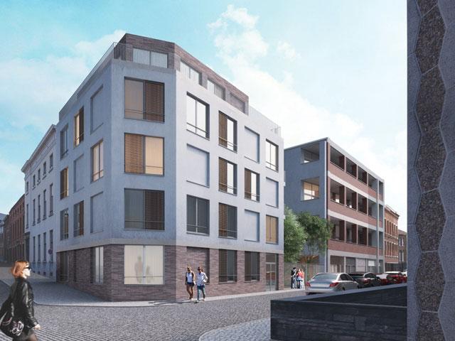 Régence 31 - Binche - 23 logements à développer
